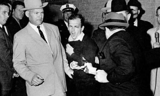 The short trial of Lee Harvey Oswald