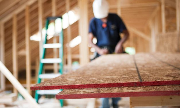 The best home building material?