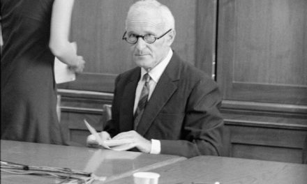 The Sinister Career of Sidney Gottlieb