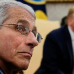 Fauci reveals himself