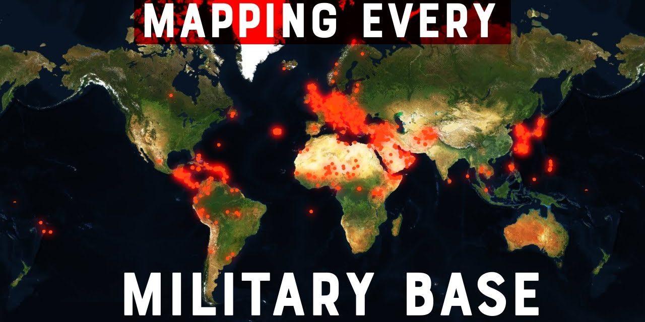 US military bases everywhere