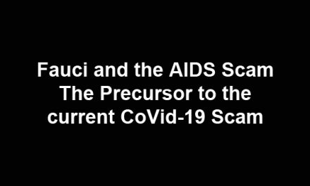 Fauci, AIDS, and other Mysteries
