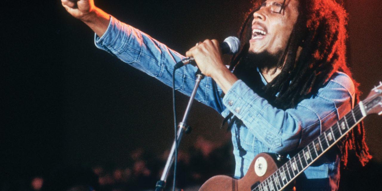 The assassination of Bob Marley