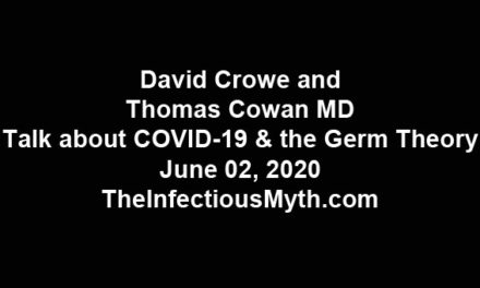 David Crowe talks with Thomas Cowan