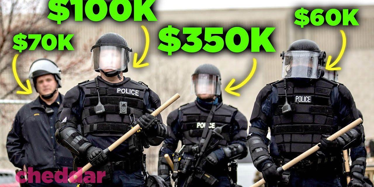Police salaries