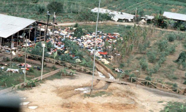 Jonestown and Brainwashing