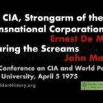 CIA fingerprints