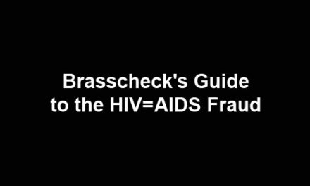 "The ""HIV = AIDS"" Fraud Dismantled"