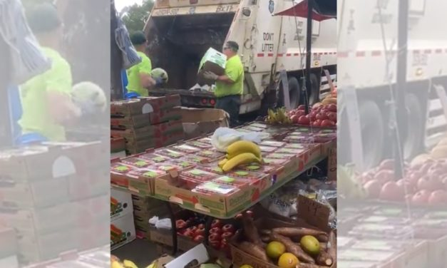 NYC government throws away $10,000 in fresh food to punish street vendor