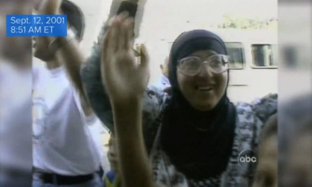 """""""The Palestinians cheered"""" hoax"""