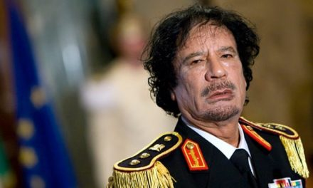 The slaughter of Libya