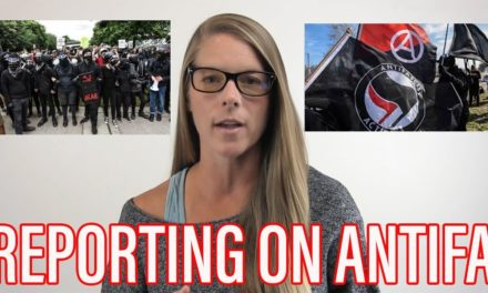 "SPECIAL REPORT – The truth about ""antifa"""