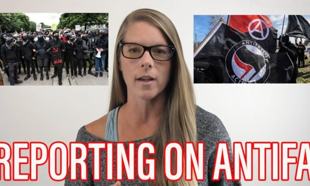 """SPECIAL REPORT – The truth about """"antifa"""""""