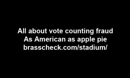 How vote counting fraud works
