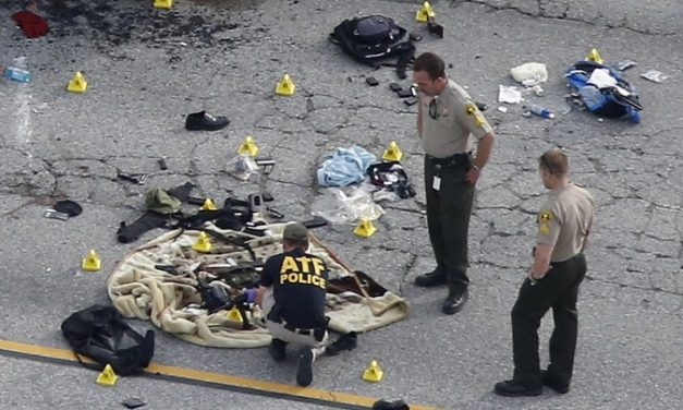 The San Bernardino false flag
