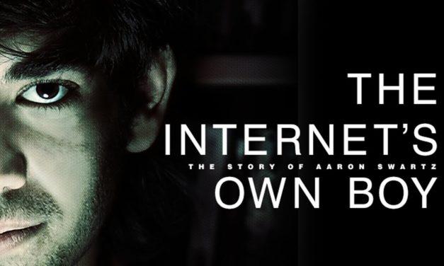 """The Internet's Own Boy"""