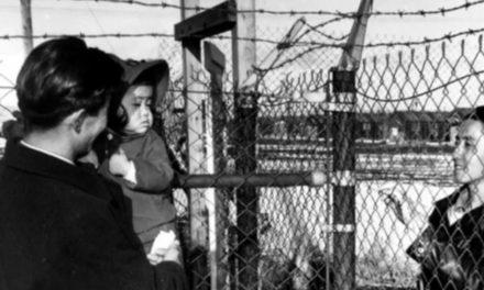 The original FEMA camps in 1942