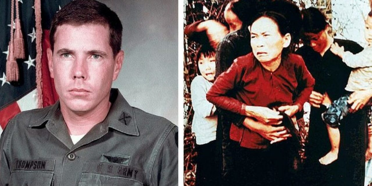 The backstory of the My Lai Massacre