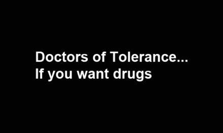 Dr. Fauci, Dr. Tolerance?