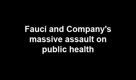The assault on public health