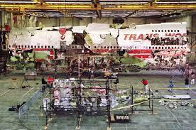 What happened to flight TWA 800?