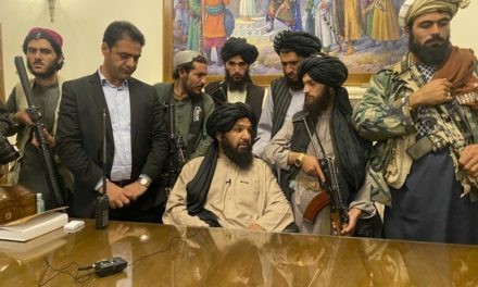 Who created the Taliban?