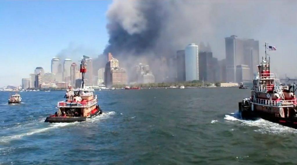 Media ignored 9/11calm amid chaos