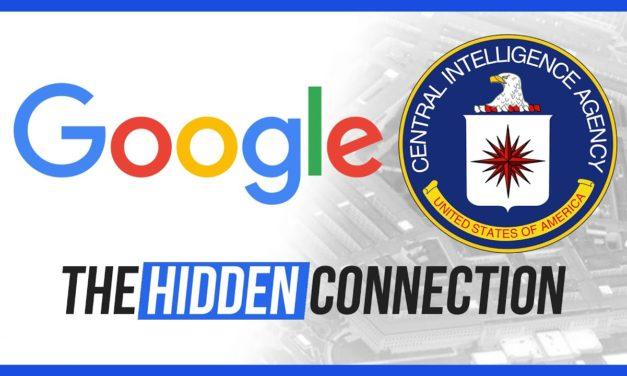Google, the CIA and digital tyranny