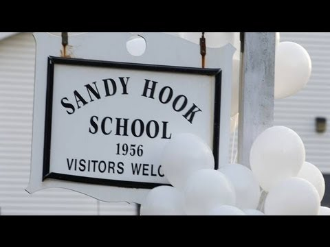 The strange, strange story of Sandy Hook